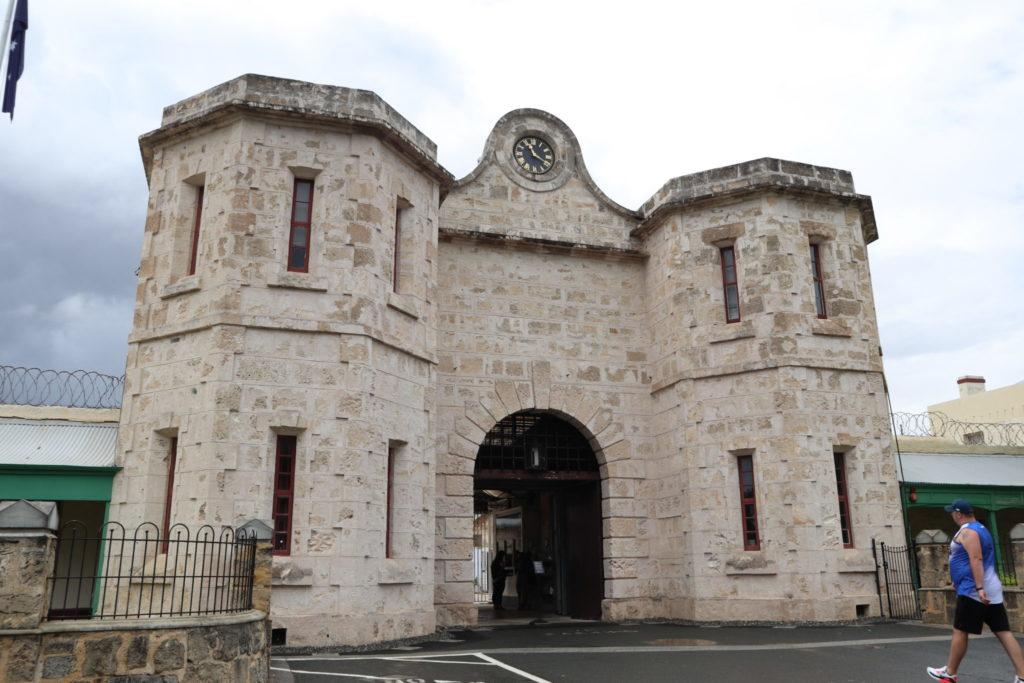 旧フリーマントル刑務所