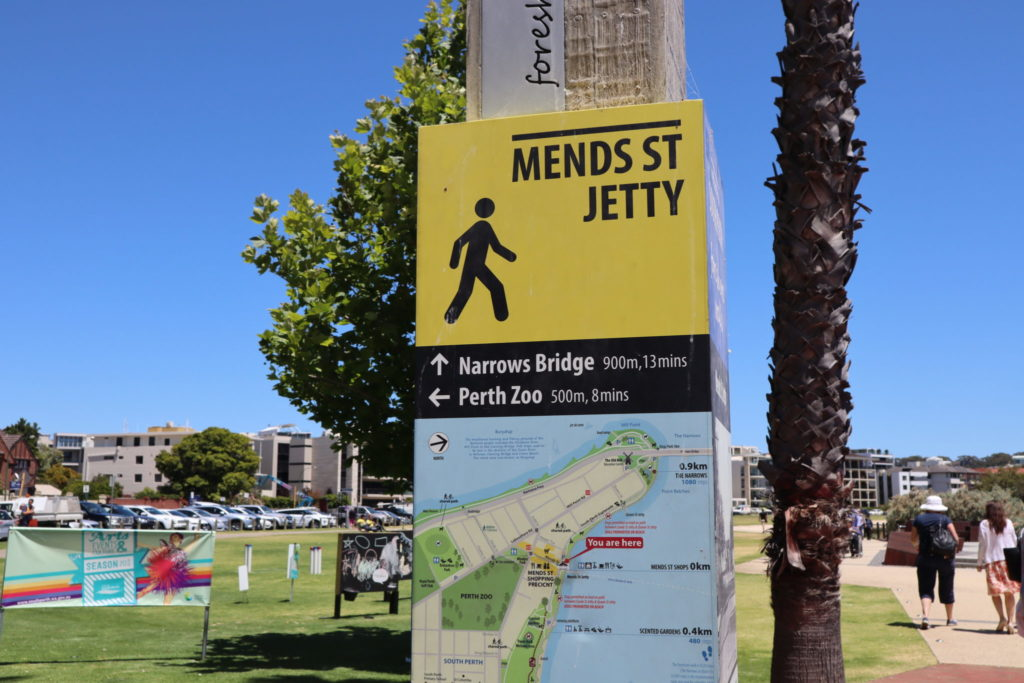 MENDS ST JETTY